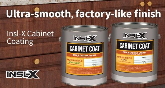 Insl-X Cabinet Coating