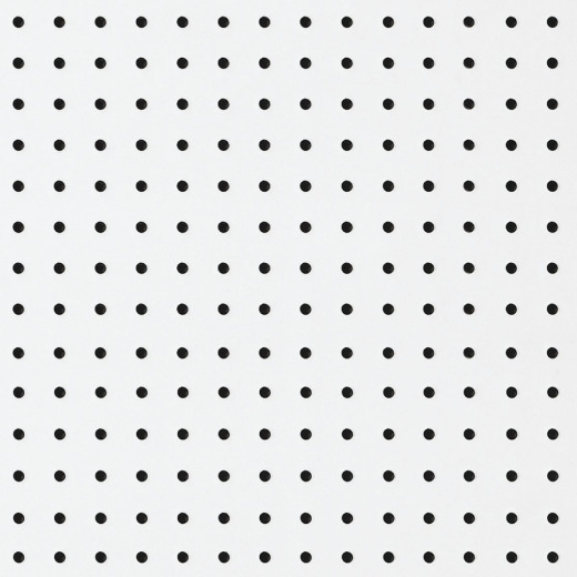 DPI 4 Ft. x 8 Ft. x 3/16 In. White Hardboard Pegboard