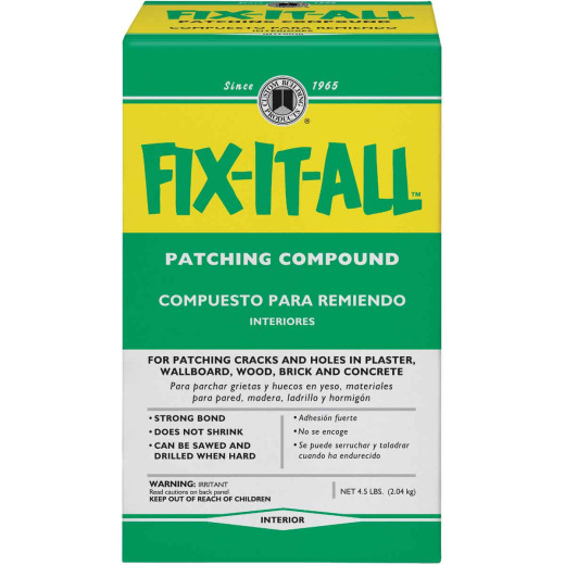 FIX-IT-ALL 4.5 Lb. Patching Compound