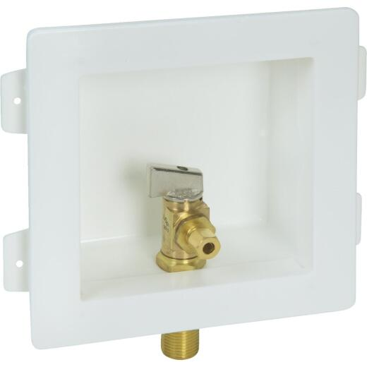 Danco Ice Maker Outlet Box with Valve