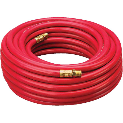 Amflo 1/4 In. x 50 Ft. Rubber Air Hose