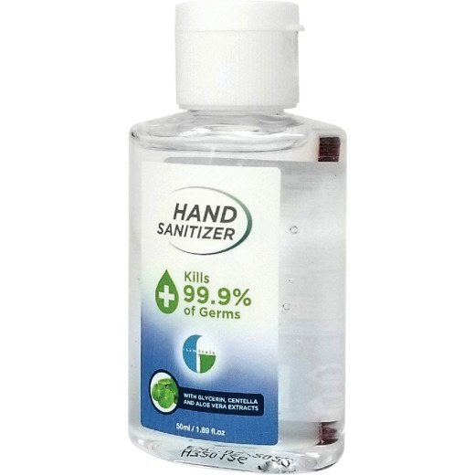 Hand Sanitizer 1.69 Oz. (50ml)