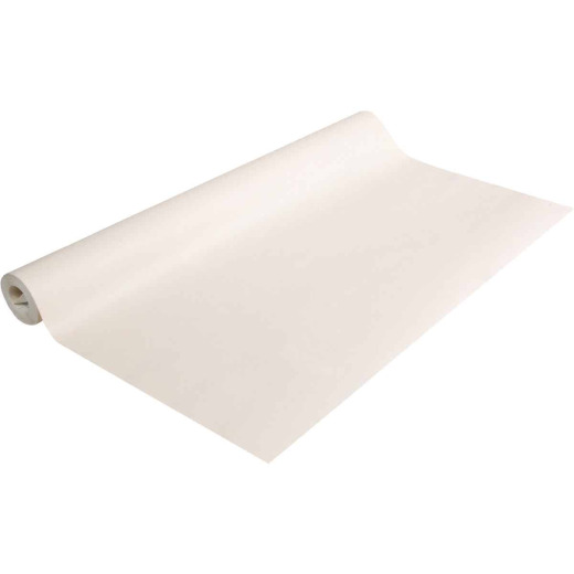 Con-Tact Creative Covering 18 In. x 9 Ft. Almond Self-Adhesive Shelf Liner