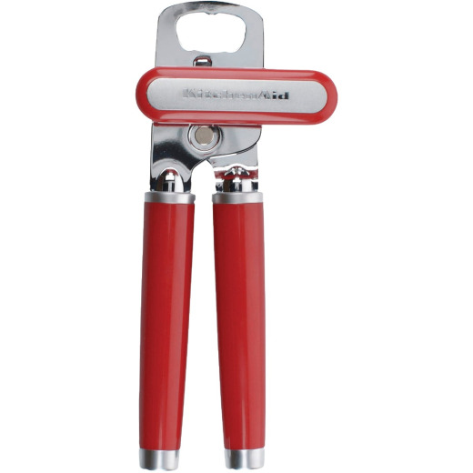 KitchenAid Red Multi-Function Can Opener with Bottle Opener