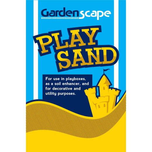 Gardenscape 50 Lb. Play Sand
