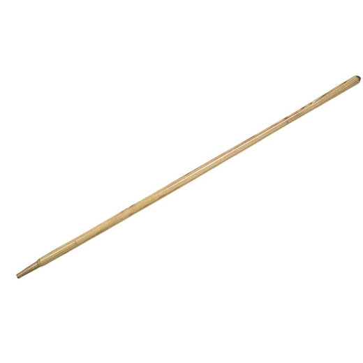 Do It 52 In. L x 1-1/4 In. Dia. Wood Hoe Replacement Handle