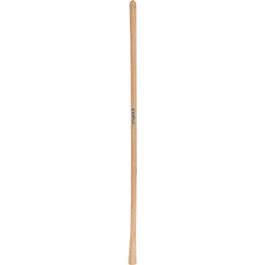 Seymour 54 In. L 1-3/4 In. Dia. Wood Eye and Grub Hoe Replacement Handle