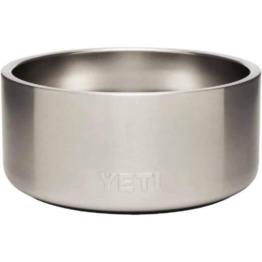 Yeti Boomer 4 Stainless Steel Round 4 C. Dog Food Bowl